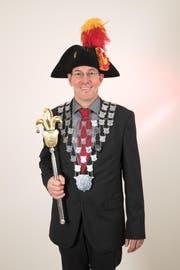 Cornel Estermann-Wyss ist Zunftmeister der Götschizunft Hildisrieden. (Bild: PD)