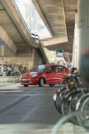 Ab Dezember gelten neue Tarife für Mobility-Kunden. (Bild: Gaetan Bally/Keystone (Zürich, 23. September 2014))