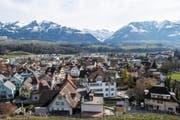 Der Obwaldner Hauptort Sarnen. (Bild: Keystone)