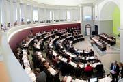 Ab den 90er Jahren sass der Betroffene über 12 Jahre im Kantonsparlament. (Bild: Boris Bürgisser / Neue LZ)