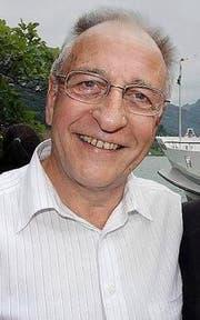 Ist im Alter von 71 Jahren verstorben: Der Menznauer Hans Muff. (Bild: Archiv Neue LZ)