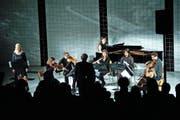Das Ensemble Helix bestritt am Samstagabend im Neubad den Abschluss des Festivals «Szenenwechsel». (Bild Boris Bürgisser)