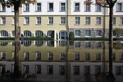 Die Psychiatrische Klinik Zugersee in Oberwil. (Archivbild: ZZ)