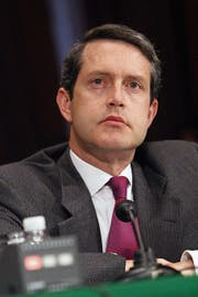Randal Quarles. (Bild: Chris Kleponis/Getty (Washington, 25. Juli 2006))