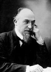 Eigenwilliger Mensch, eigenwillige Musik: Erik Satie. (Bild: Getty)