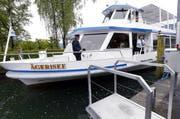 Der Sommer 2014 fiel ins Wasser. So auch die Jahresrechnung der Schifffahrtgesellschaft Ägerisee. (Bild: Werner Schelber/Neue ZZ)