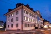 Das Natur-Museum Luzern konnte knapp 3000 Besucher mehr anlocken als im Vorjahr. (Bild pd)