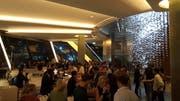 Blick in die Opera Dubai, wo die Konzerte stattfinden. (Bild: Basil Böhni)