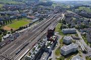 Kommen nun noch mehr Firmen in den Kanton Zug? Die Regierung will die Gewinnsteuern unter das Niveau des Kantons Luzern senken. (Bild: Stefan Kaiser / Neue ZZ)