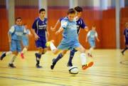 Nachwuchstalente wie die Fussballer des Teams Zugerland werden künftig nicht mehr vom Kanton Zug gefördert. (Symbolbild Christof Borner-Keller / Neue ZZ)