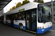 Die Verkehrsbetriebe Luzern setzen neu auf allen Linien Niderflurbusse ein. (Bild: Archiv Neue LZ)