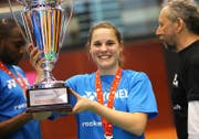 Ayla Huser (Badminton, 24, Buochs) (Bild: PD)