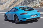 Äusserlich hat sich beim neuen Porsche 911 Carrera wenig verändert. (Bild Werk)