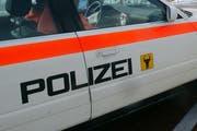 Eine Polizeipatorouille der Kantonspolizei Uri. (Symbolbild) (Bild: Archiv LZ)