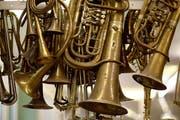 Instrumente. (Symbolbild) (Bild: Philipp Schmidli / LZ (Luzern, 6. Januar 2012))
