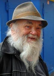 Güsel-Hans alias Hans Dolder. (Bild: zvg)