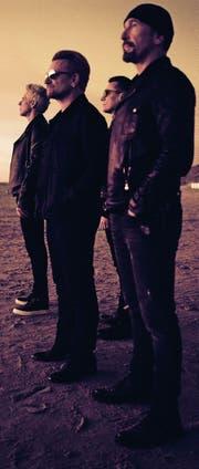 Kritiker lassen kein gutes Haar am neuen Album der sonst doch so viel- gelobten irischen Band U2. (Bild: Anton Corbijn)