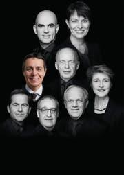 Ignazio Cassis: ein Tessiner Farbtupfer für den Bundesrat? (Bild: Bildmontage: Stefan Bogner/SGT)