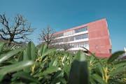 Blick auf das Areal der Hochschule Luzern – Technik & Architektur. (Bild: Dominik Wunderli (Horw, 10. März 2016))