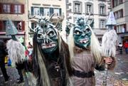 Die Wilden. (Bild: Manuela Jans / Neue LZ)