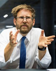 Hat selber eine hohe Franchise gewählt: BAG-Vizedirektor Thomas Christen. (Bild: Urs Lindt/Freshfocus (Bern, 8. August 2017))