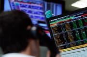 Wirtschaftsexperten rechnen für Händler und Anleger mit einem turbulenten Jahr. (Symbolbild Keystone)