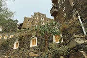 Historischer Ort Rijal Almaa nahe der Stadt Abha. (Bild: Katharina Eglau)
