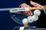 Am Freitag um 13 Uhr wird in Nyon die dritte Quali-Runde der Europa League ausgelost. (Symbolbild Keystone)