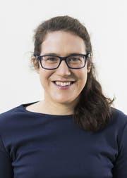 Die neugewählte Sarah Odermatt übernimmt das Tiefbauamt. (Bild: PD)