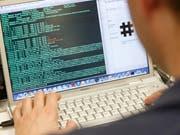 Immer mehr erpresserische Schadsoftware auf Computern (Symbolbild) (Bild: Keystone)