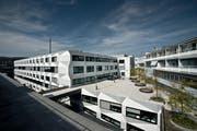 Die Universität Luzern bekommt im Herbst 2016 eine Wirtschaftsfakultät. (Bild: Pius Amrein / Neue LZ)