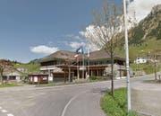Die Gemeindeverwaltung in Flühli ist ab dem 23. Oktober auch eine Postfiliale. (Bild: Maps Google)