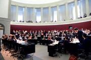 Alle Luzerner Kantonsräte sollen vom Amtsgeheimnis entbunden werden. (Bild: Nadia Schärli / Neue LZ)