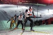 Wird bald auch in Engelberg (im Bild) um Weltcup-Punkte gesprintet? (Bild: Archiv Neue LZ)