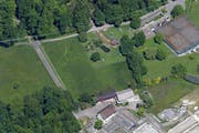 Auf einer Fläche von rund 5000 Quadratmetern entsteht ein neuer Themenspielplatz. (Bild: PD)
