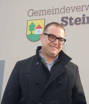 Stefan Tobler ist der neue Gemeindeschreiber von Steinerberg. (Bild: PD)