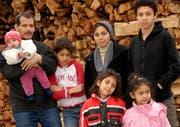 Die Familie Aissaoui soll ausgeschafft werden. (Bild pd)
