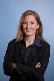 Sie ist höchste Schwyzerin: Karin Schwiter. (Bild: PD)