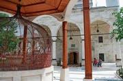 Die wiedererrichtete Ferhadija-Moschee in Banja Luka. (Bild: Rudolf Gruber)