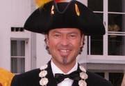 Markus Felder, Zunftmeister der Zunft zur Reuss. (Bild pd)