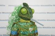 2. Platz Einzelmasken: Cécile Wenger, Thun (Bild: Pius Amrein / Neue LZ)