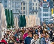 Die Bevölkerungszahl im Kanton Luzern hat in den letzten 25 Jahren stark zugenommen. (Symbolbild) (Bild: Keystone)