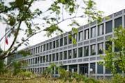Kantonsschule Sursee (Bild: Corinne Glanzmann, Sursee, 19. Juni 2015)