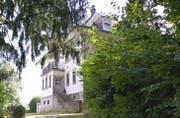 Die Vallaster-Villa an der Rosenbergstrasse 3 in Luzern. (Bild: Google Maps)