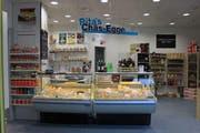 In der Metzgerei Müller wird auch Käse verkauft. (Bild: metzgerei-mueller.ch)