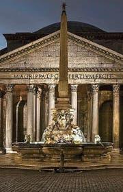 Fast 2000 Jahre alt: das Pantheon in Rom. (Bild: Getty)
