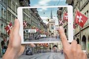 Erweiterte Realität ergänzt die Umgebung mit nützlichen Informationen. (Bild: Getty)