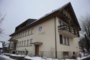 Das Gemeindehaus von Malters ist sanierungsbedürftig. (Bild Boris Bürgisser/Neue LZ)