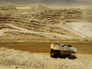 Momentan ist der Abbau von Kupfer und anderen Rohstoffen nicht mehr sehr einträglich: Glencore will deshalb seine Schulden reduzieren. (Bild: Glencore)