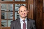Christof Reichmuth (48), Verwaltungsratspräsident von Reichmuth & Co. (Bild: Roman Beer)